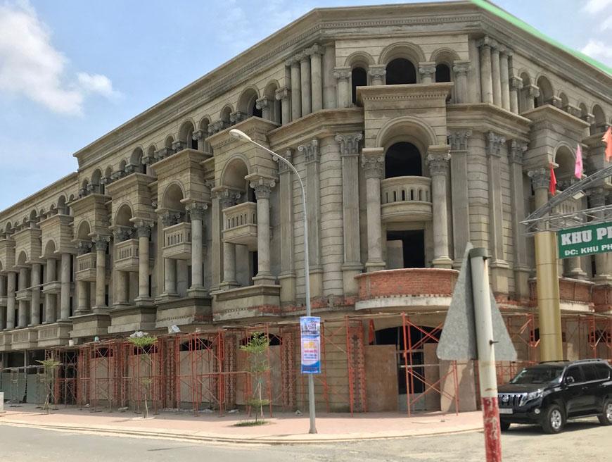 Hoàn thiện Khách sạn tại Trảng Bàng - Tây Ninh và bàn giao