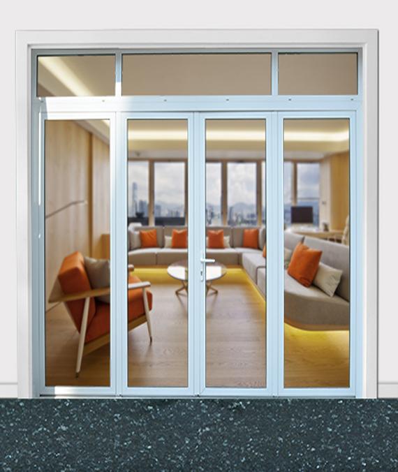 Xingfa Aluminum Hanging Door