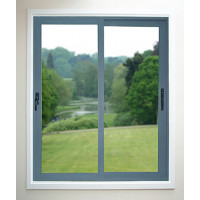 Xingfa Aluminum Windows Open Sliding
